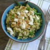 Endlich wieder Spargelzeit: Ebly mit Spargel und Avocado