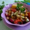 Start in die Salatsaison mit Kichererbsen und Quinoa