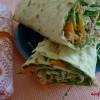 Thunfisch Wrap - schmackhaft, schnell, sommerlich