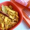 Aus der schnellen Gewürzküche: Hühner-Pilaw