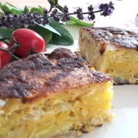 Remembering Channel-Islands: Tortilla als Urlaubsmitbringsel