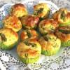Einmal geht's noch: Spargel-Muffins