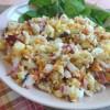 Erfrischendes für heiße Tage: Linsen-Hirse-Salat