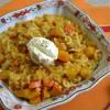 Herbstliches Orange im Kürbis-One-Pot und im Schrank
