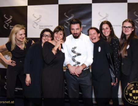 Glanz und Gloria beim Österreichischen Filmpreis