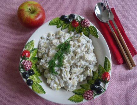 Start in die Fastenzeit mit Heringsalat