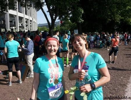 Frauenlauf 2015 ist gelaufen