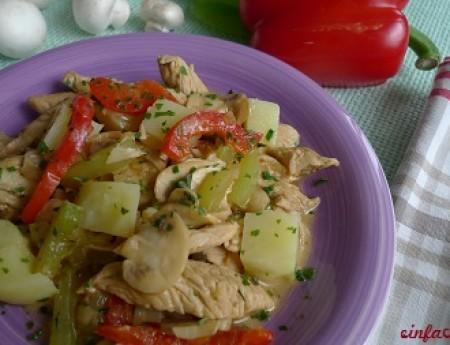 Aus der Lieblingsküche: Kartoffel-Topf