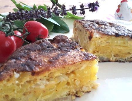 Remembering Channel-Islands: Tortilla als Urlaubsmitbringsel