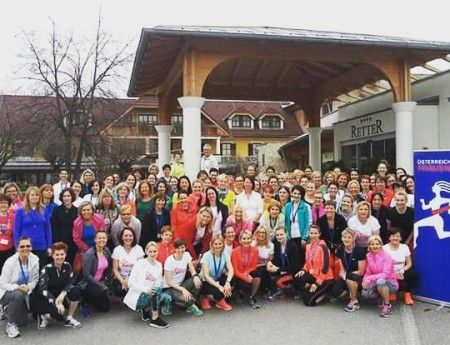 Frauenpower total: Ein Wochenende mit dem Frauenlauf-Team