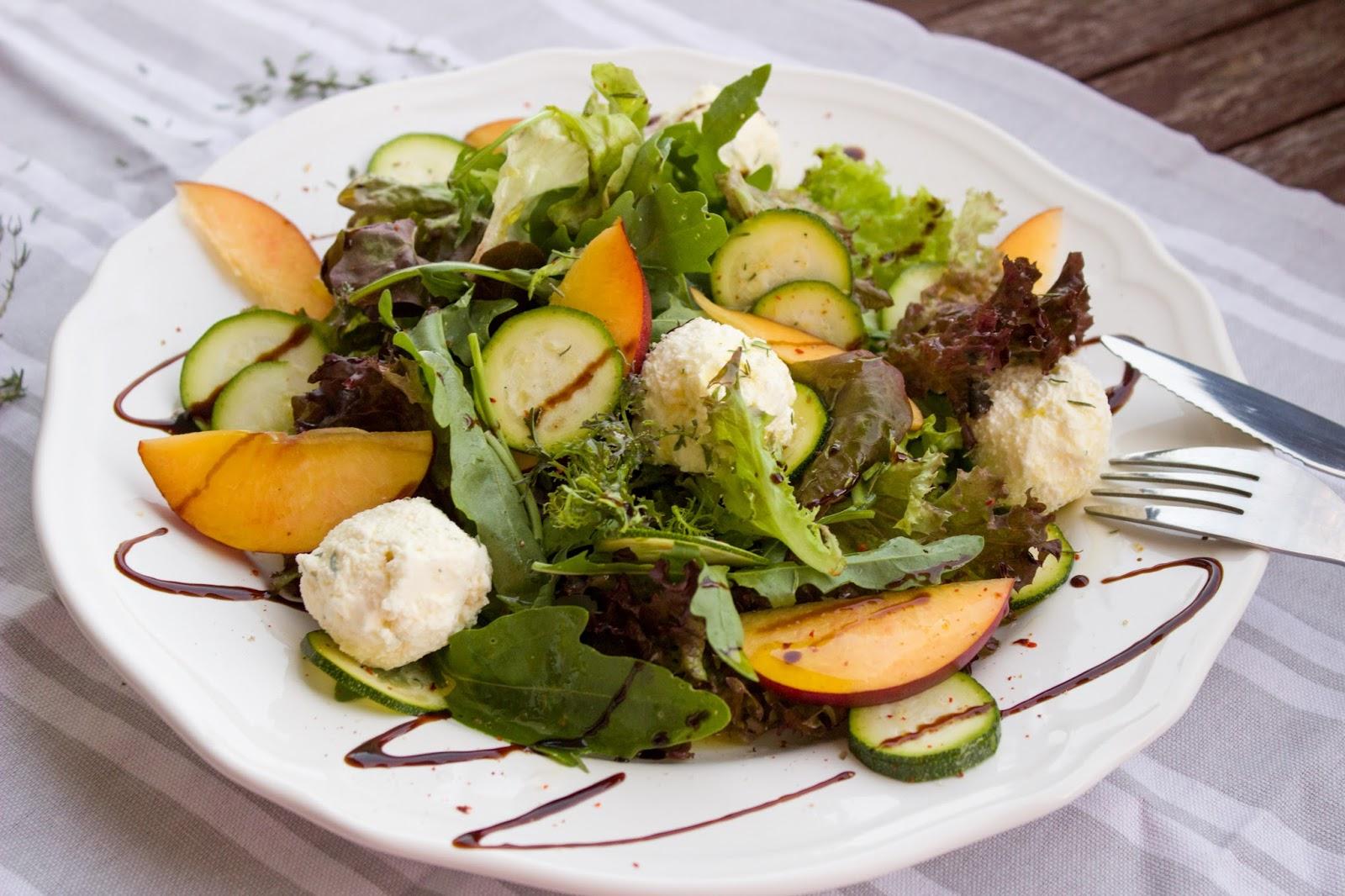 Sommersalat von Einladung zum Essen