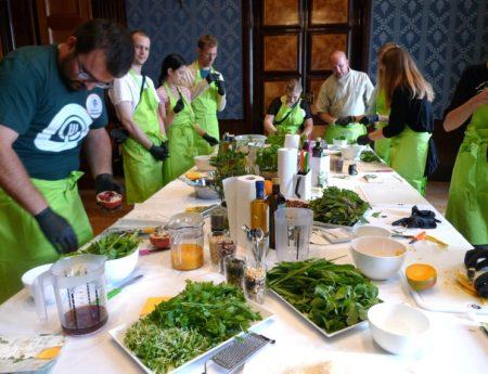 Im Pesto-Himmel beim Food Blog Day