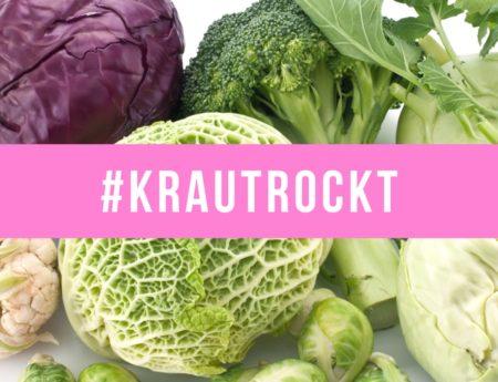 #KrautRockt Wintergemüse Blogevent
