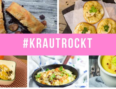 #KrautRockt – so viele tolle Rezepte!